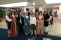 Večer srednjeveških plesov v Termah Dobrna, 07. november 2017